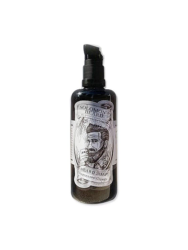 Solomon - Beard Shampoo - Papaya & Cupacu - 100ml