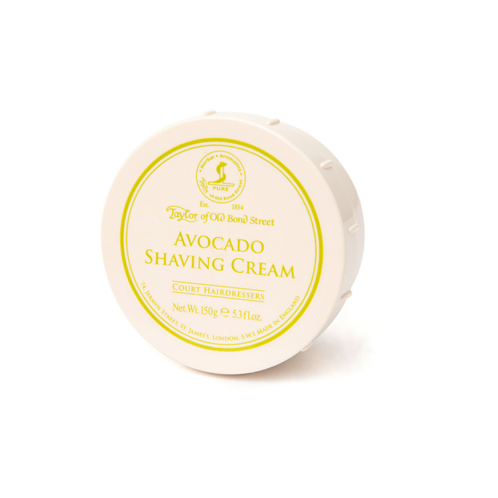 Taylor - Avocado - Shaving cream - 150g