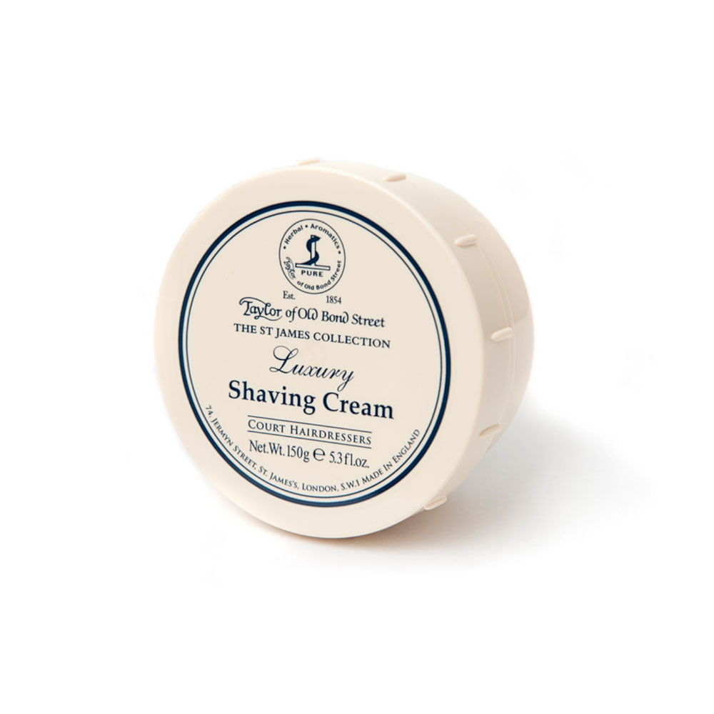 Taylor - St James - Shaving cream - 150g