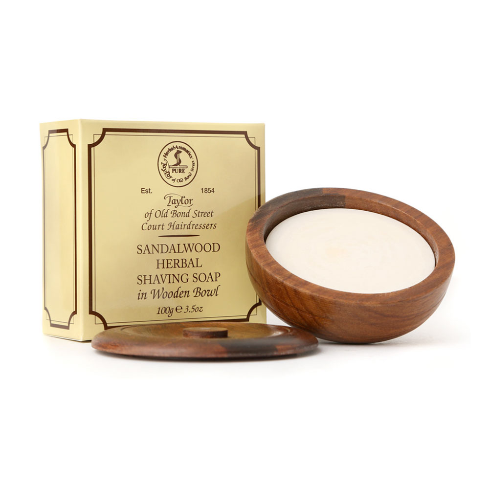 Taylor - Sandalwood shaving soap - 100g