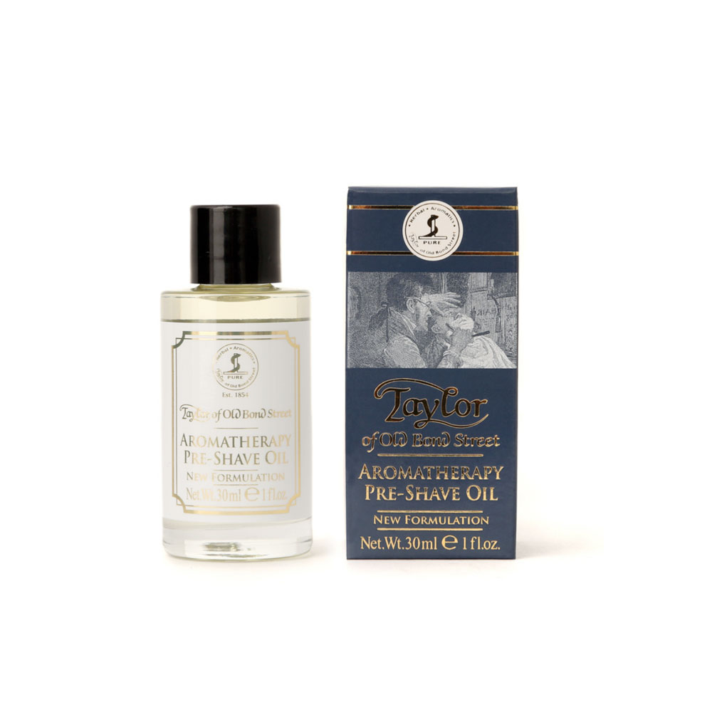 Taylor - Aromatherapy - Pre Shave Oil - 30ml