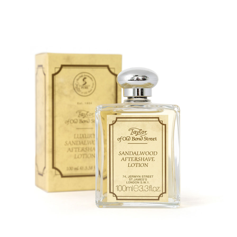 Taylor - Sandalwood - After shave alcoholic - 100ml