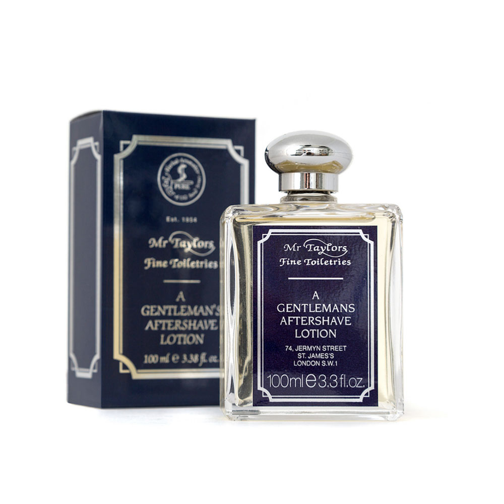Taylor - Mr Taylor - Alcoholische aftershave - 100 ml