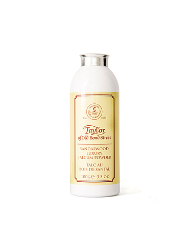 Taylor - Sandalwood talcum powder - 100g