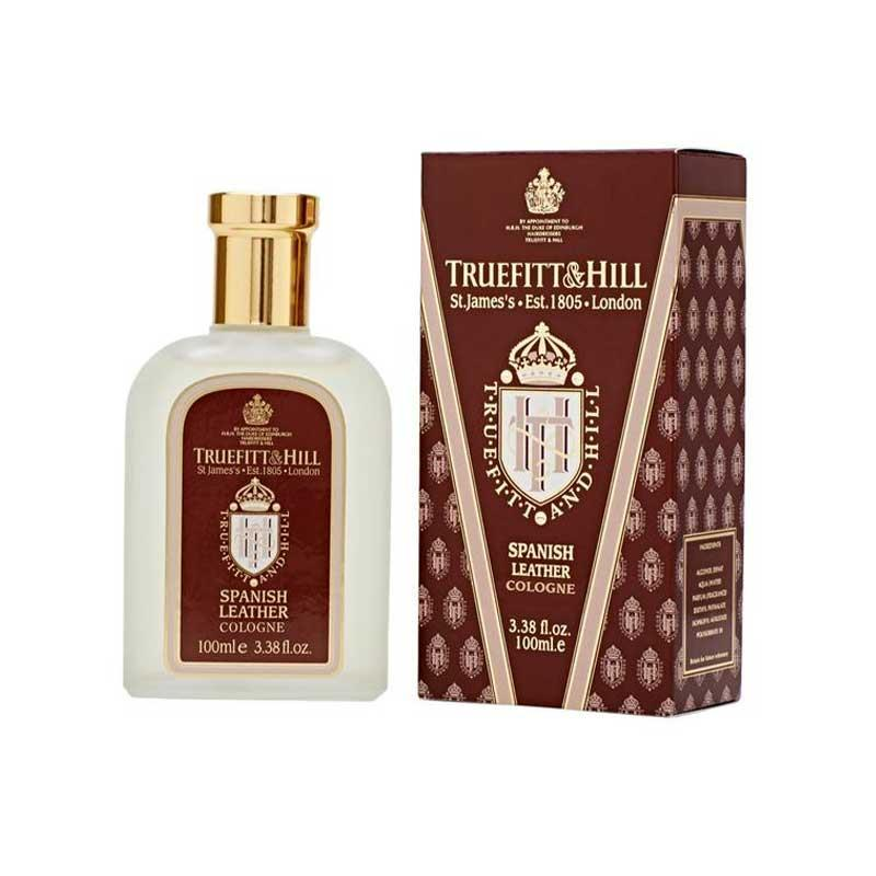 Truefitt - Spanish Leather cologne - 100ml