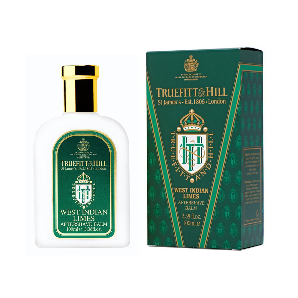 Truefitt - West Indian Limes baume après rasage - 100ml