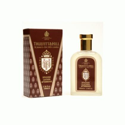 Truefitt - Spanish Leather aftershave - 100ml