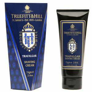Truefitt - Trafalgar tube of shaving cream - 75g