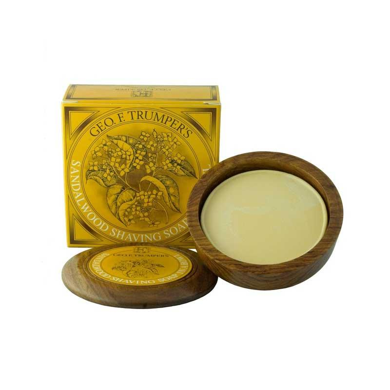 Trumper - Sandalwood - Shaving soap - 80g