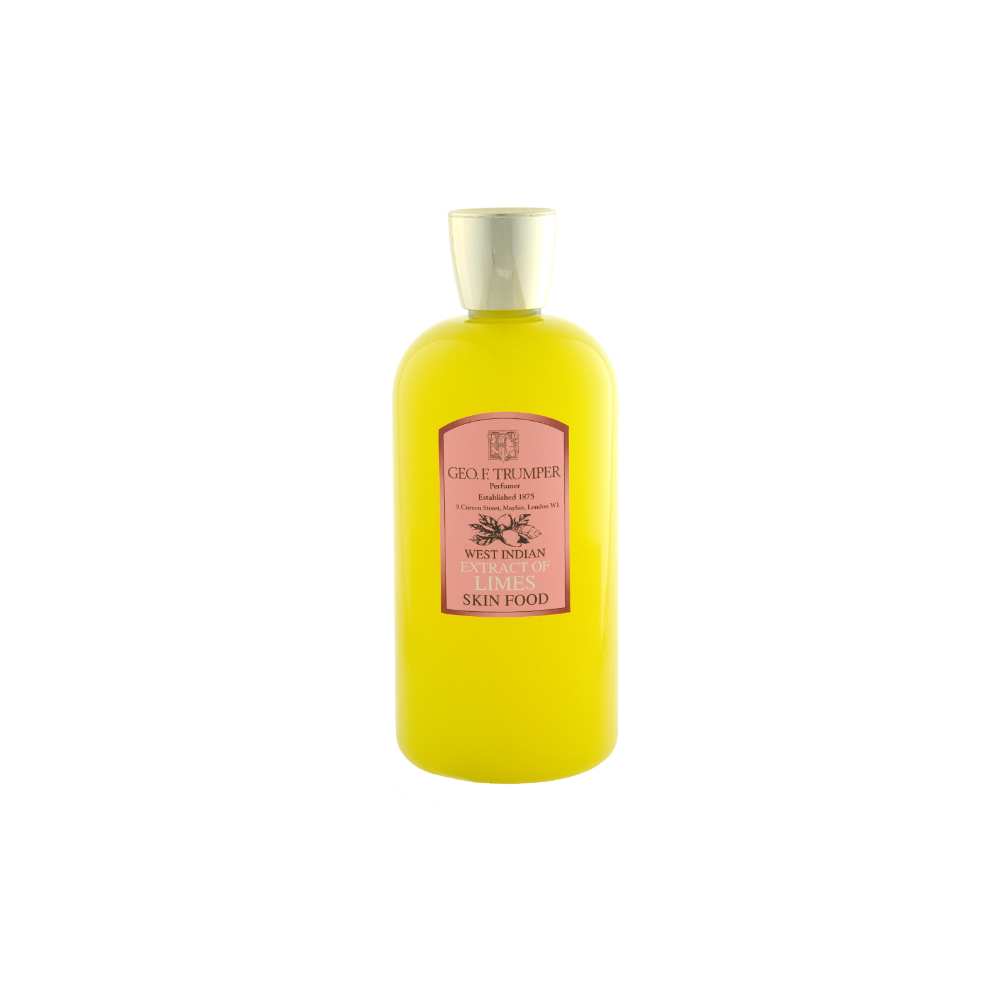 Trumper - Lime - Skin food - 200ml