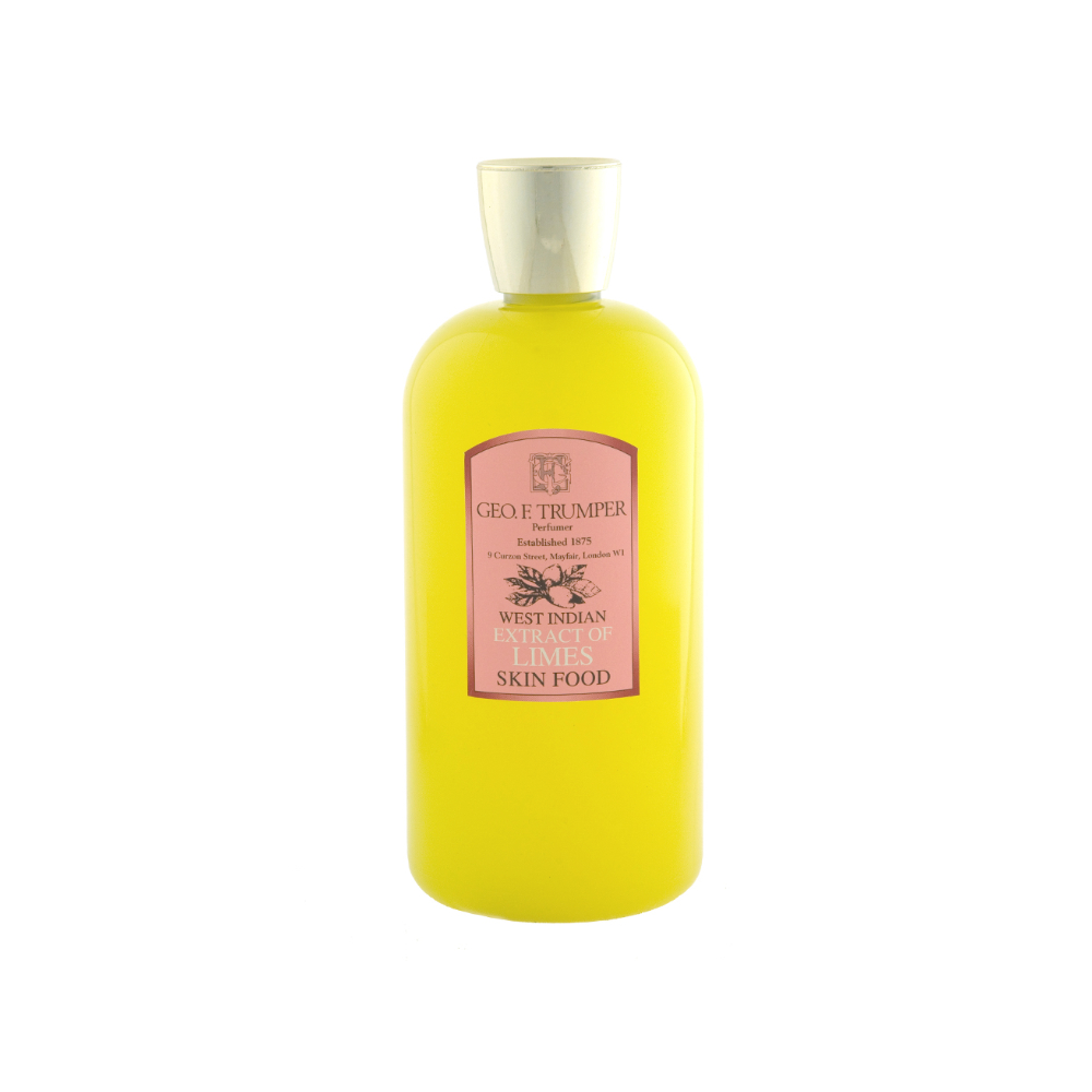 Trumper - Lime - Skin food - 500ml
