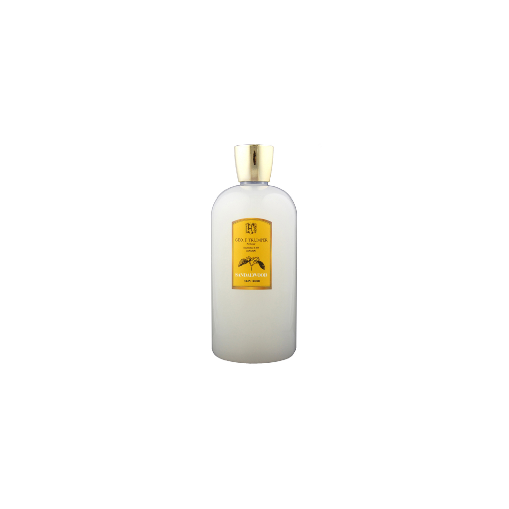Trumper - Sandalwood - Skin food - 100ml