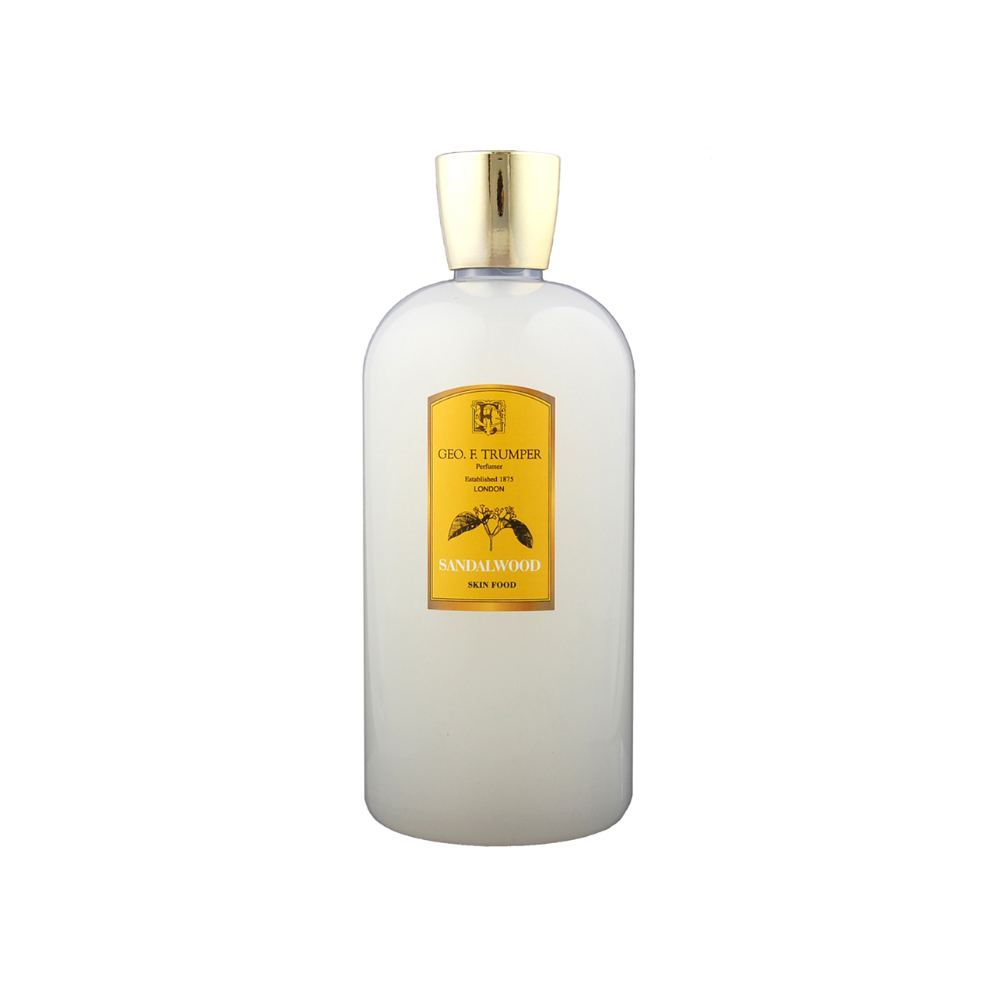 Trumper - Sandalwood - Skin food - 500ml