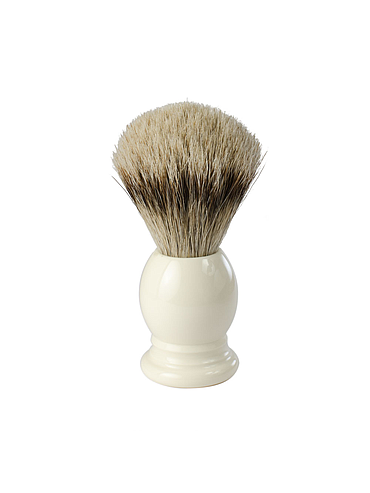 1Barber - SilverTip Shaving Brush - Ivory - 21mm