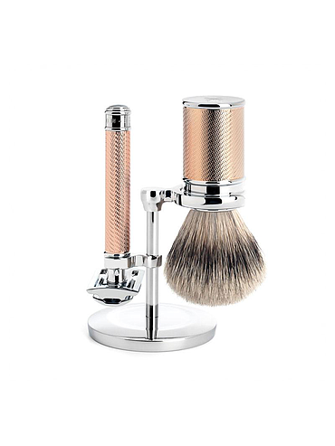 Muehle - Traditionnal - Métal Rose - Silvertip