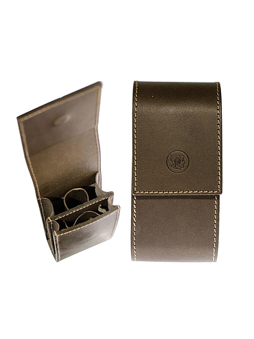 Dovo - Leather case for safety razor