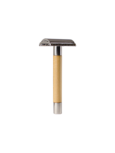 Wasa - Safety Razor - Maple