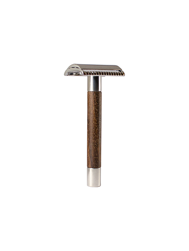Wasa - Safety Razor - Walnut