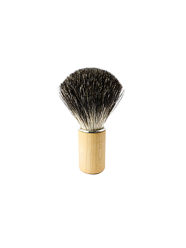 Wasa - Pure Badger Shaving Brush - Maple - 21mm