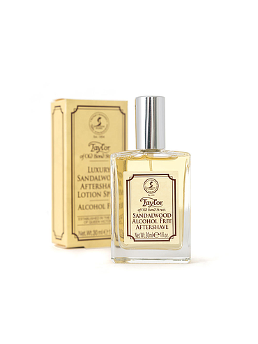 Taylor - Sandalwood - After shave without alcohol - 30ml
