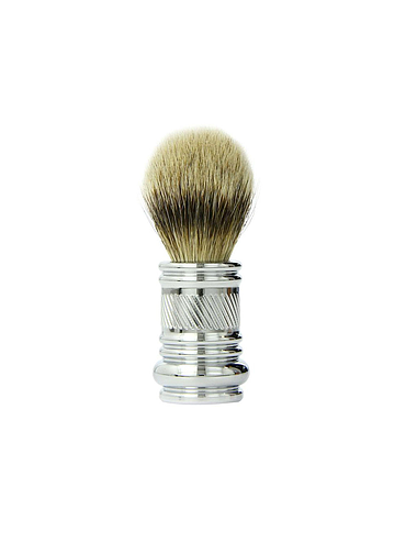 Merkur - SilverTip shaving brush - Metal - 23mm