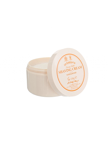 D.R. Harris - Sandalwood - Shaving Cream - 150g