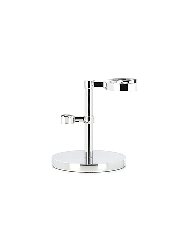 Muehle - Hexagon - Chrome plated stand