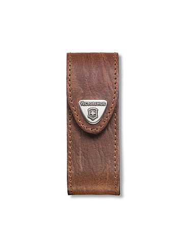 Victorinox - Leather Belt Pouch - Brown