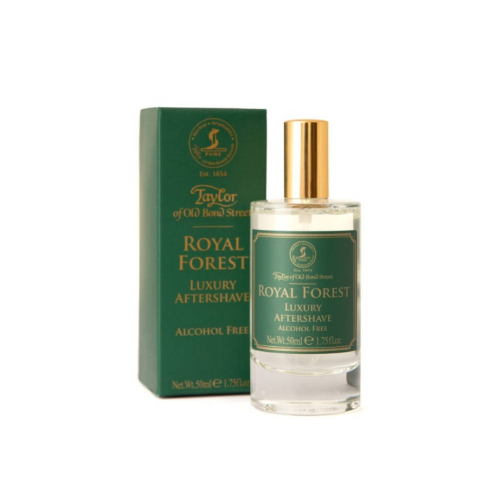 Taylor - Après rasage Royal Forest - 50ml