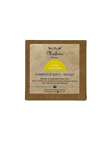 Meissner - Shampoing Solide - Citron - 95g