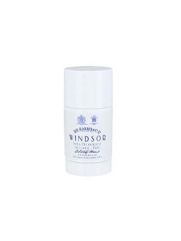 D.H. Harris - Windsor - Déodorant en stick - 75g