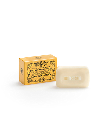 SM Novella - Soap Mandorla - Box of 3 Soaps