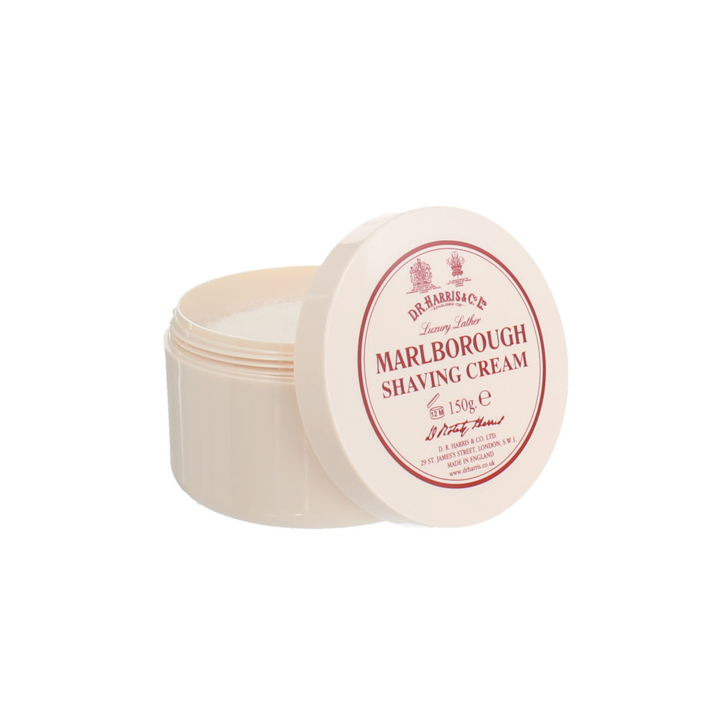 D.R. Harris - Marlborough - Crème à raser - 150g
