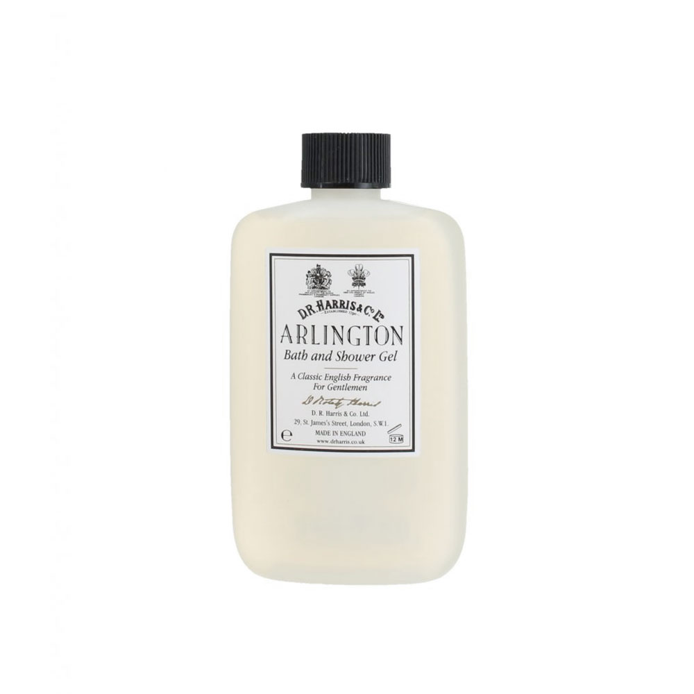 D.R. Harris - Arlington - Gel bain/douche - 100ml
