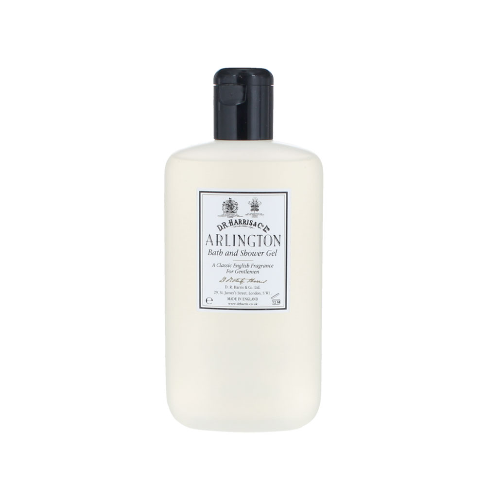 D.R. Harris - Arlington - Gel bain/douche - 600ml