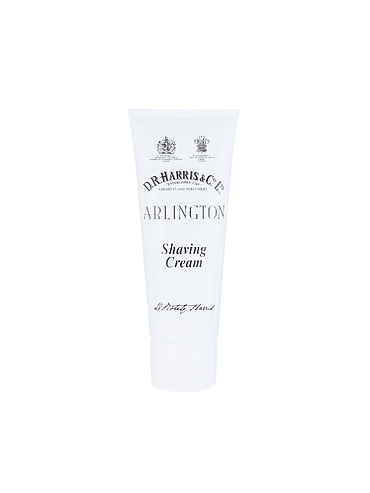 D.R. Harris - Arlington - Shaving Cream - Tube - 75g