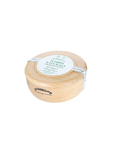 D.R. Harris - Natural - Shaving Soap in a bowl - 100g