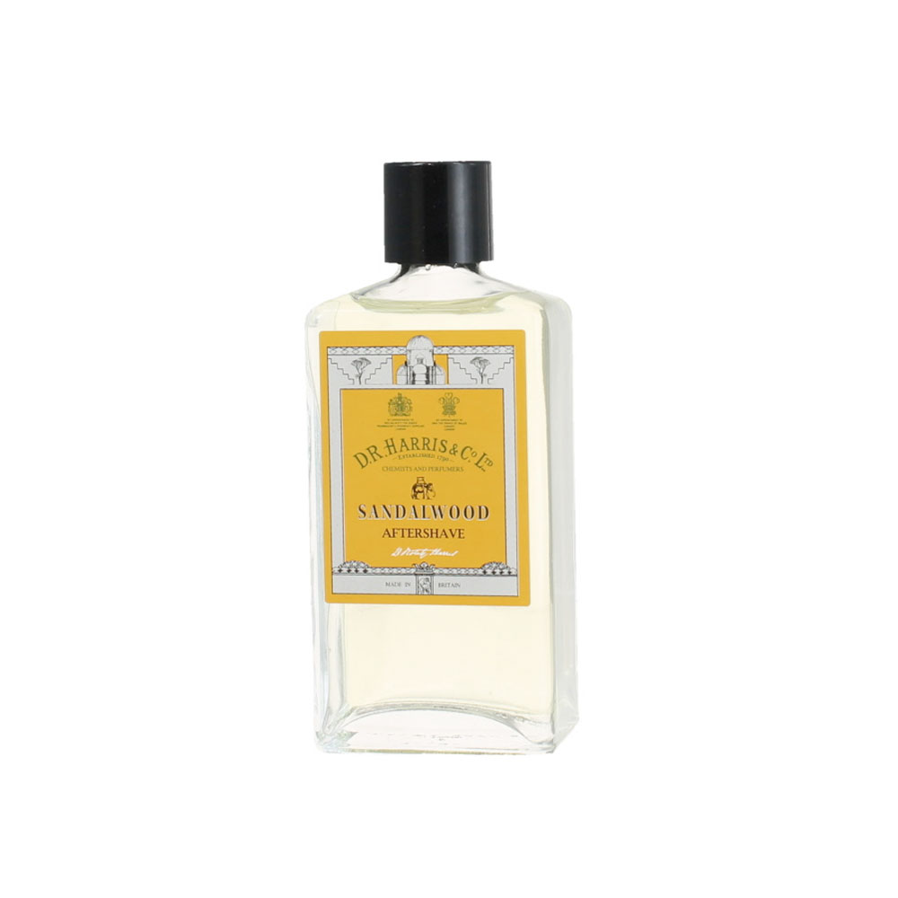 D.R. Harris - Sandalwood - After shave alcoholic - 100ml