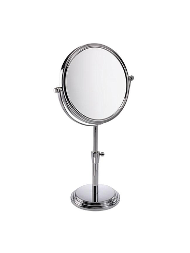 Chrome Adjustable Height Mirror (x5)