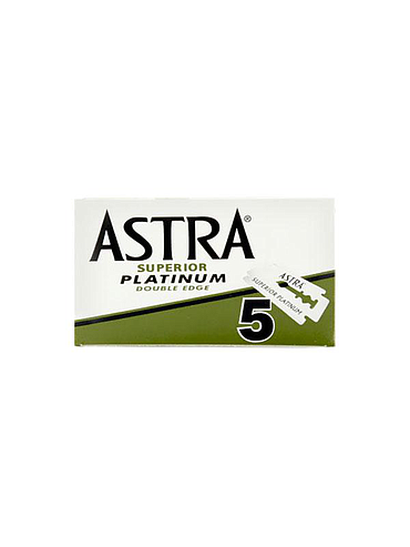 Astra - Platinum Safety Razor Blades