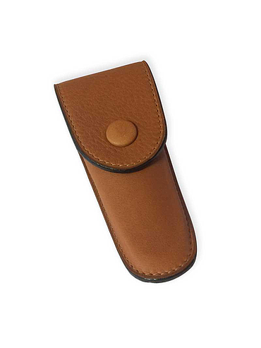 Intuition - Safety Razor Leather Case - Small