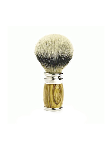 Joris - Olive Wood Shaving Brush - 20mm