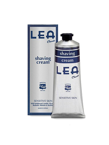 LEA - Tube of shaving cream - 100g