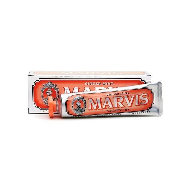Marvis - Dentifrice Menthe Gingembre - 25ml