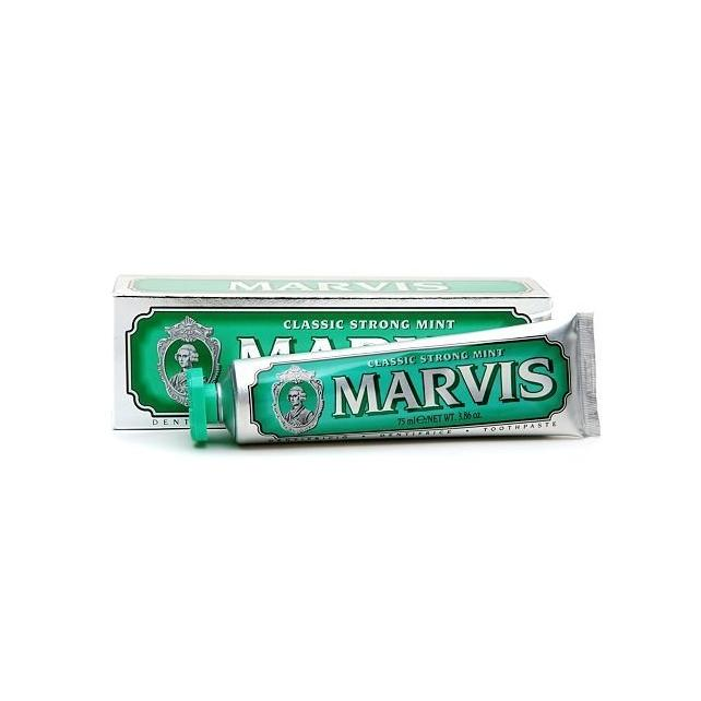 Marvis - Dentifrice Menthe Forte Classique - 75ml