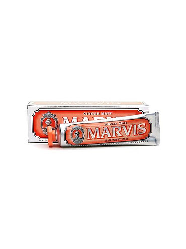 Marvis - Dentifrice Menthe Gingembre - 75ml