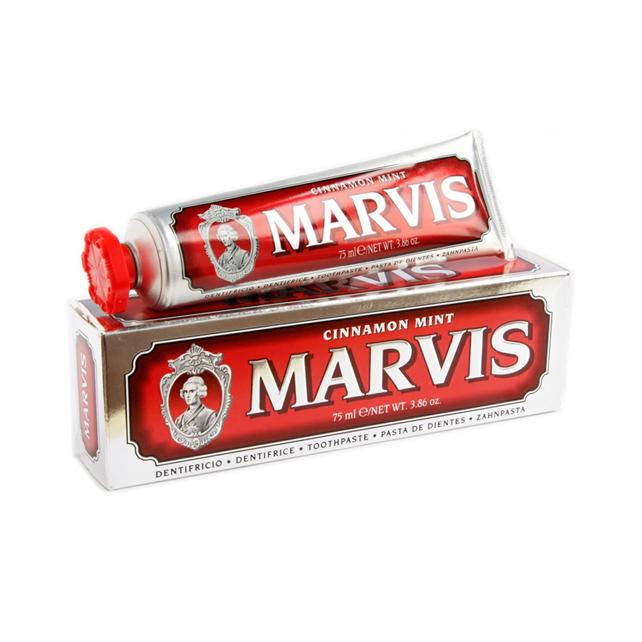 Marvis - Dentifrice Menthe Cannelle - 75ml