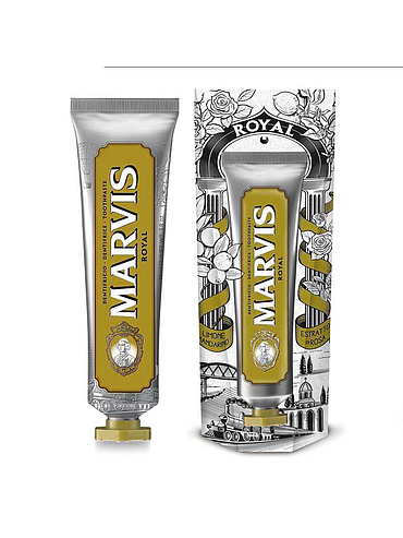 Marvis - Royal Toothpaste - 75ml