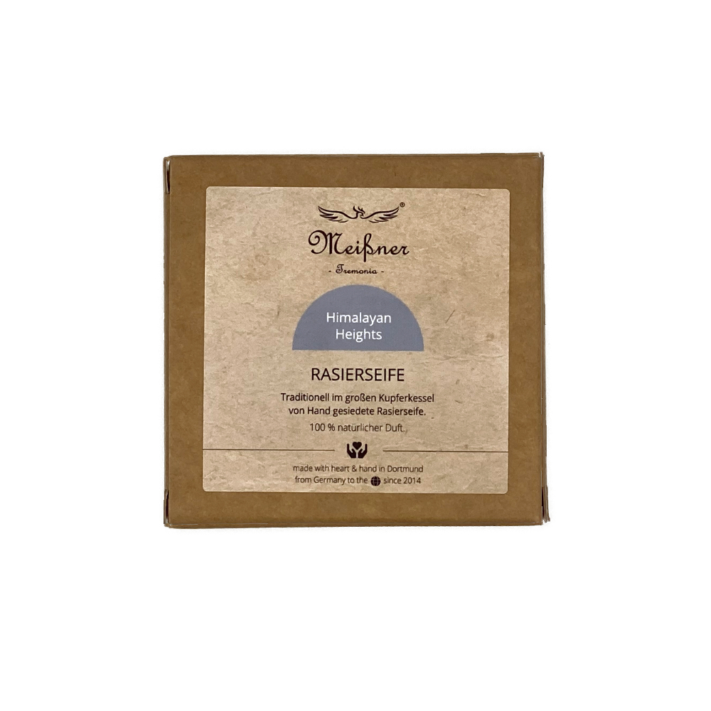 Meissner - Savon à barbe - Himalayan heights - Carton - 95g