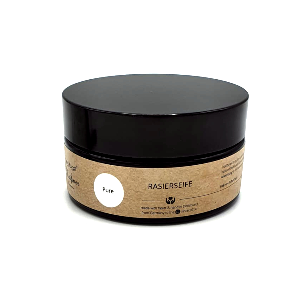 Meissner - Savon à barbe - Puristic Style - Glass - 95g